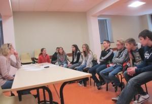 Conseil Consultatif Jeunes - mars 2016