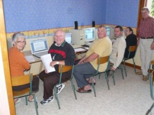 Le club informatique en 2008