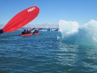 Les kayaks de mer